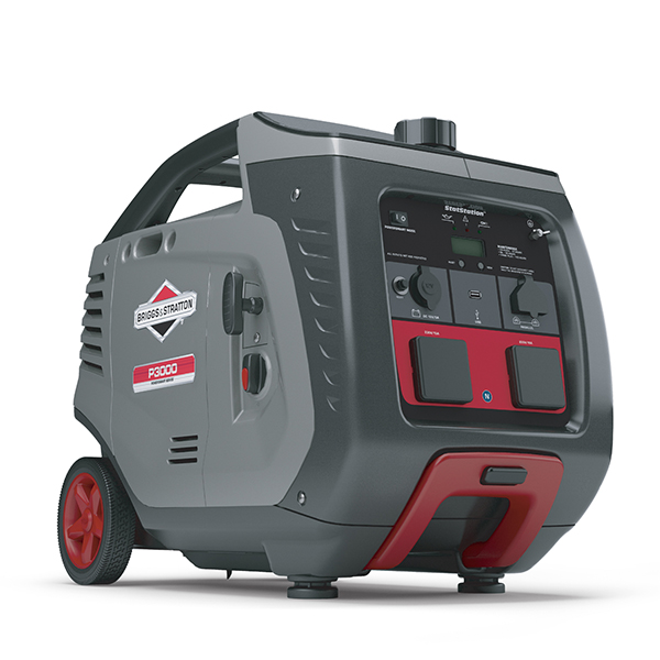 BRIGGS AND STRATTON P3000 INVERTER GENERATOR